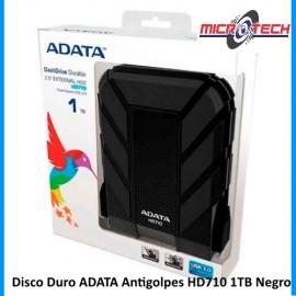 Disco duro externo 1TB  HD710 Pro NEGRO