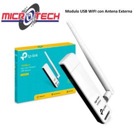 Adaptador USB Inalámbrico 150Mbps tp-link TL-WN722N