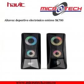 Altavoz deportivo electrónico estéreo SK700
