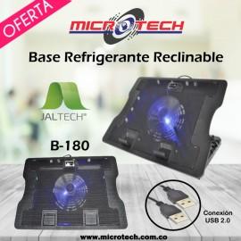 Base Refrigerante Reclinable Jaltech B-180 - JALTECH