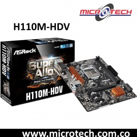 MAIN BOARD H110M-HDV