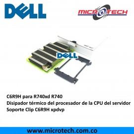 C6R9H para R740xd R740 Disipador térmico del procesador