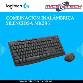 COMBINACIÓN INALÁMBRICA SILENCIOSA MK295