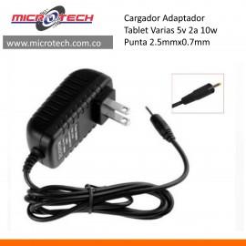 Cargador Adaptador Tablet Varias 5v 2a 10w