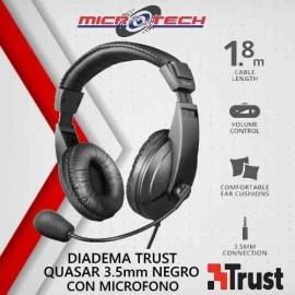 Diadema Trust Quasar Microfono