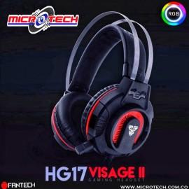 Auriculares para juegos de tamaño medio Fantech HG17s Visage II