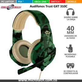 Audífonos Trust GXT 310C