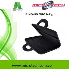 FUNDA BOLSILLO 14 Plg