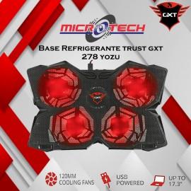Base Refrigerante Gamer Trust Gxt 278 Yozu