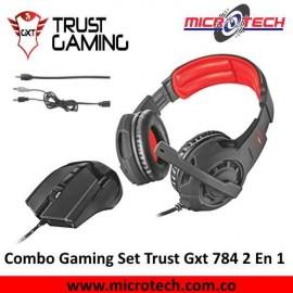 Combo Gaming Set Trust Gxt 784 2 En 1