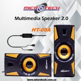 HT09 HOTMAI Altavoz portátil con cable USB 2.0