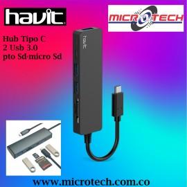 Havit HV-HB4004 HUB 3.0