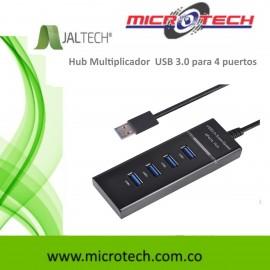 HUB USB 3.0 4 PUEROS JALTECH