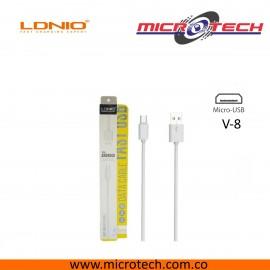 Cable De Carga Rápida Android LDNIO SY-03