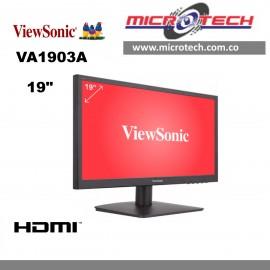 """ViewSonic VA1903h: Pantalla de 19"""","""