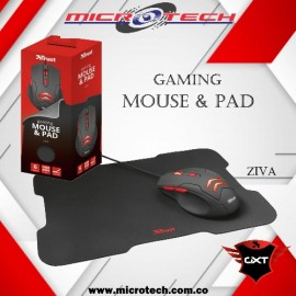 COMBO GAMING PAD MOUSE + MOUSE TRUST