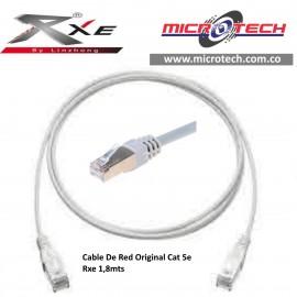 Cable De Red Original Cat 5e Rxe 1,8mts