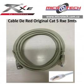 Cable De Red Original Cat 5 Rxe 3mts