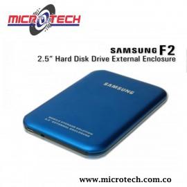 Case Hardisk External Sata Usb 2.0 Samsung F2