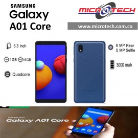 Samsung Galaxy A01 Core 1-16 GB