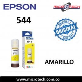 BOTELLA TINTA EPSON T504 ECOTANK  AMARILLO