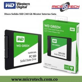 DISCO DE ESTADO SOLIDO WESTERN DIGITAL 240 GB SATA SSD