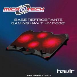 BASE REFRIGERANTE GAMING HAVIT HV-F2081