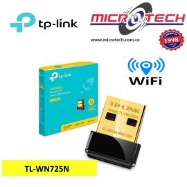 Adaptador USB Nano Inalámbrico N 150Mbps TL-WN725N