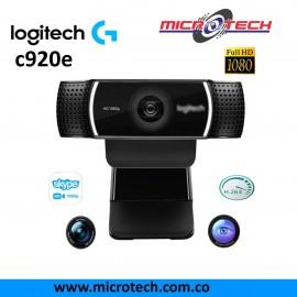 Camara Web Full Hd Logitech C920e