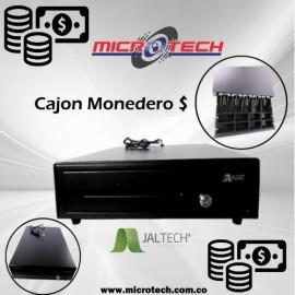 Cajón Monedero Pequeño Pos JALTECH Rj11 Neg