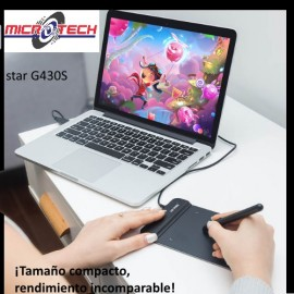 XP-PEN STAR G430S Nueva Tabla Digitalizadora