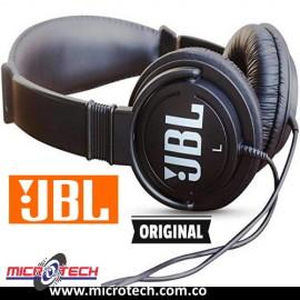 Audífono JBL Alámbrico C300SI Negro