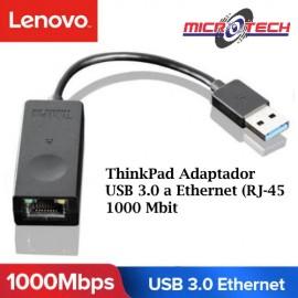 Adaptador Lenovo Thinkpad Usb3.0 A Ethernet