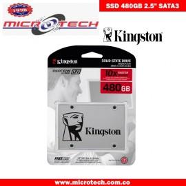Disco Kingston A400 SSD 480GB SATA3