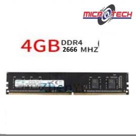 Memoria Ram Pc Ddr4 4gb 2666mhz