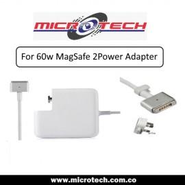 60W Magsafe 2 Apple MacBook Pro Cargador genérico para computadora portátil