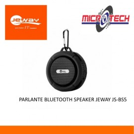 PARLANTE BLUETOOTH SPEAKER JEWAY JS-BS5