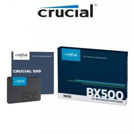 Disco sólido crucial 480gb