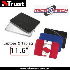 Funda Trust Primo Soft Para Tablet O Pc De 11.6