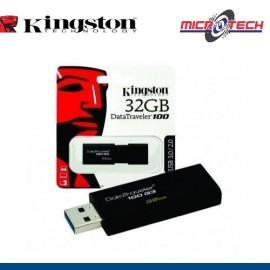 Memoria Usb Kingston Datatraveler  De 32gb
