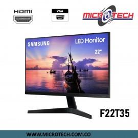 """Monitor FHD de 22 """"con panel IPS y diseño sin bordes"""
