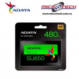 Disco Solido Ssd Adata Su635 480 Gb