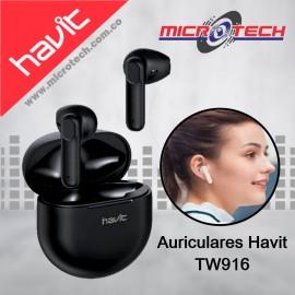 Audífonos inalámbricos Havit TW916